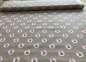 Preview: BW-Druck Charming Roses II (Taupe)