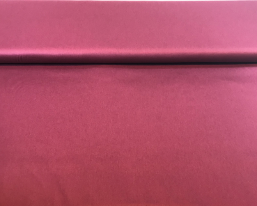 BW-Satin Uni (Bordeaux Rot)