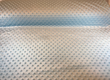 Bubble Fleece (Blau)